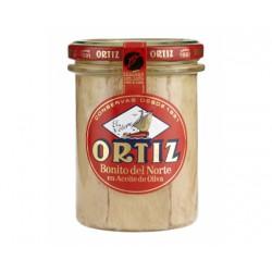 Bonito Del Norte en Aceite de Oliva Ortiz 220 grs