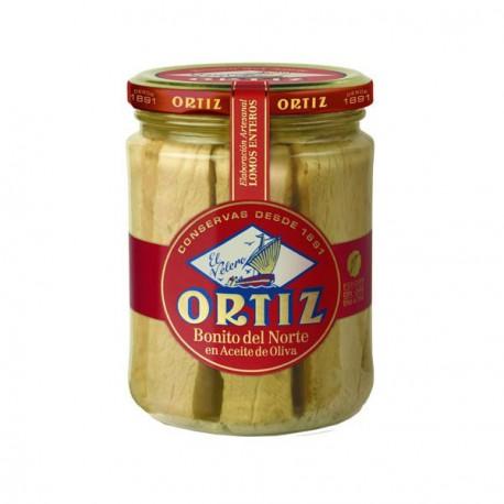 Bonito del Norte en Aceite de Oliva Ortiz 400 grs