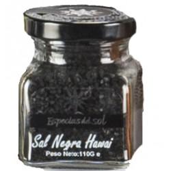 Sal Negra de Hawái Especias del Sol