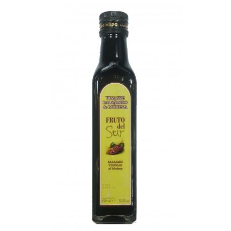 Vinagre de Modena Fruto Del Sur 250 ml