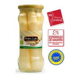 Espárragos de Navarra Blancos Agricultura Ecológica 4/6 Frutos