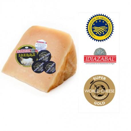 Cuña Idiazabal Natural Edarra 250 grs