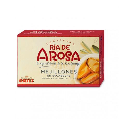 Mejillones Ría de Arosa Ortiz XXX