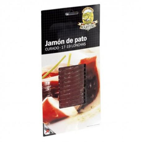 jamon de pato: