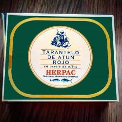 Tarantelo de Atún Rojo de almadraba en Aceite de Oliva