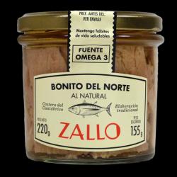 Bonito zallo en aceite de Oliva
