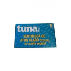 Ventresca de atún en aceite Tuna ol120
