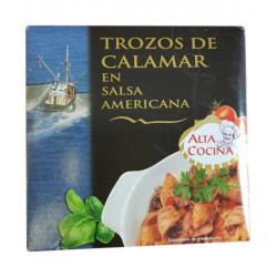 Calamares en Salsa Americana Alta Cocina 276 grs.