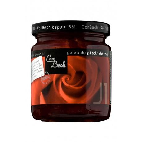 Jalea de Pétalos de Rosa Can Bech 290 grs